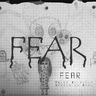 Fear - BeHumanNotaZombie.com