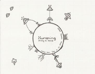 Humaning - BeHumanNotaZombie.com