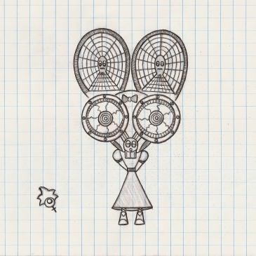 Alert Mouse - BeHumanNotaZombie.com