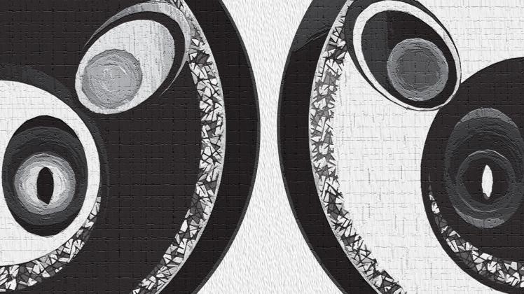 Duality Split - BeHumanNotaZombie.com