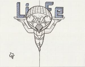 Life - BeHumanNotaZombie.com