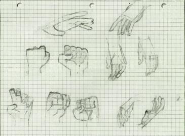 Hands - BeHumanNotaZombie.com