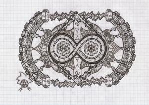 Infinite Infinity - BeHumanNotaZombie.com