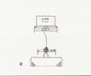 Game of Life - BeHumanNotaZombie.com