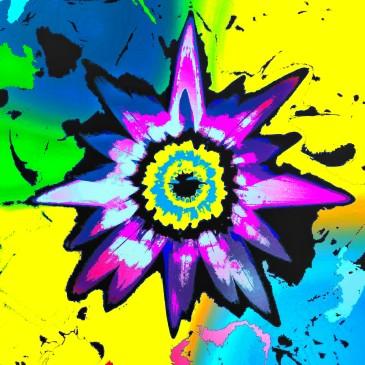 Flower Power - BeHumanNotaZombie.com