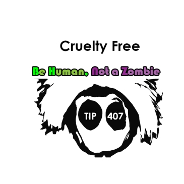 Tip 407 - Cruelty Free - BeHumanNotaZombie.com